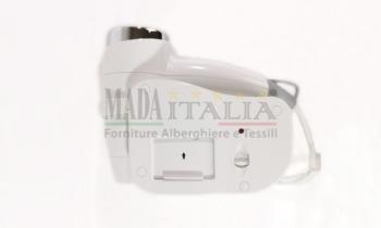 Asciugacapelli Elettrico Bagno 1400 watt (2) mada italia