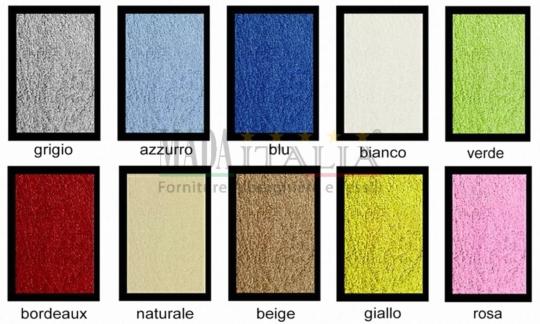 Vendita Accappatoio Micro Spugna Colori Sport Palestra Piscina