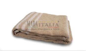 Vendita coperta letto hotel lana acrilico