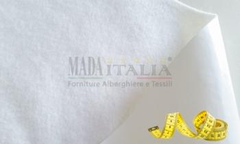 Vendita Mollettone Impermeabile Bianco Metraggio