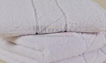 Asciugamani Spugna Corda 450gr/mq