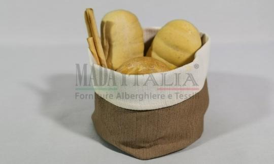 Vendita Cestino portapane stoffa ristorante MADA Italia