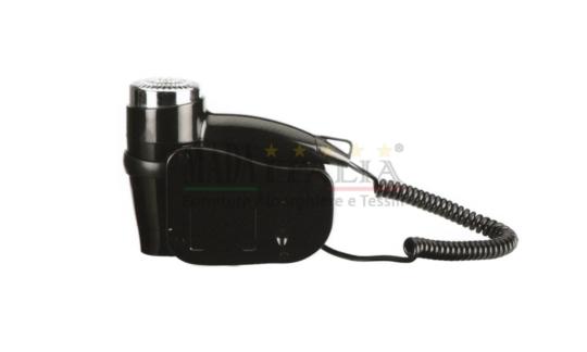 Vendita Asciugacapelli Elettrico Bagno 1400 Nero