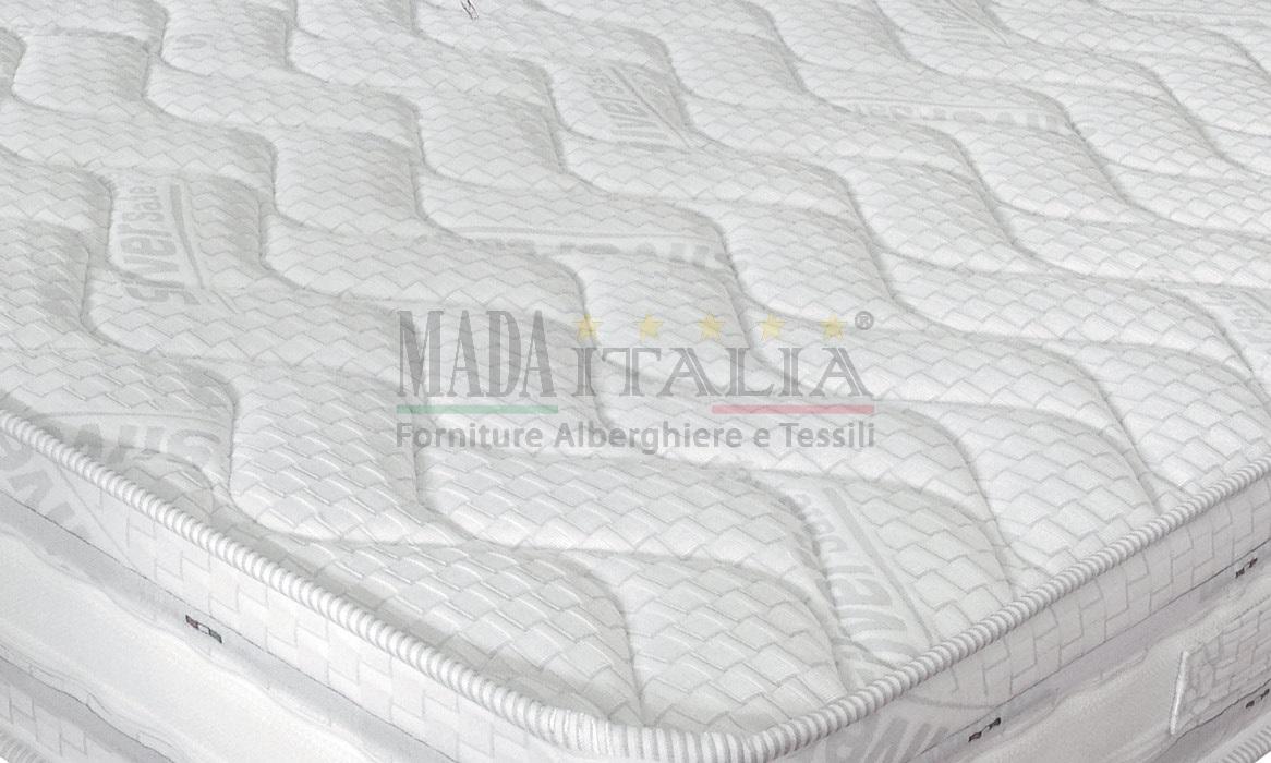Vendita Materasso Ignifugo Hotel Memory Foam dettaglio