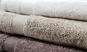 Asciugamani Spugna Luxor Color 500gr/mq Pakistana