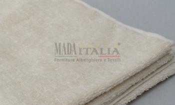 Asciugamani Spugna Italia Ecru 450gr/mq