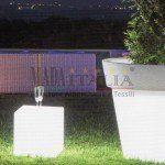 Vendita vaso luminoso doppio bordo hotel