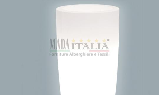 Vendita vaso luminoso tondo