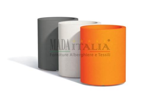 Vendita vaso sun cilindrico