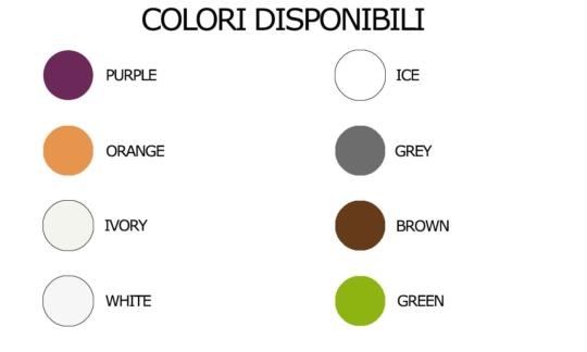 colori disponibili vaso style
