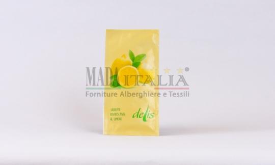 Vendita Salviette Rinfrescanti Ristorante Limone Grande
