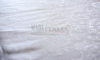 Vendita TovagliaRistorante Cotone 100 Damascato dettaglio