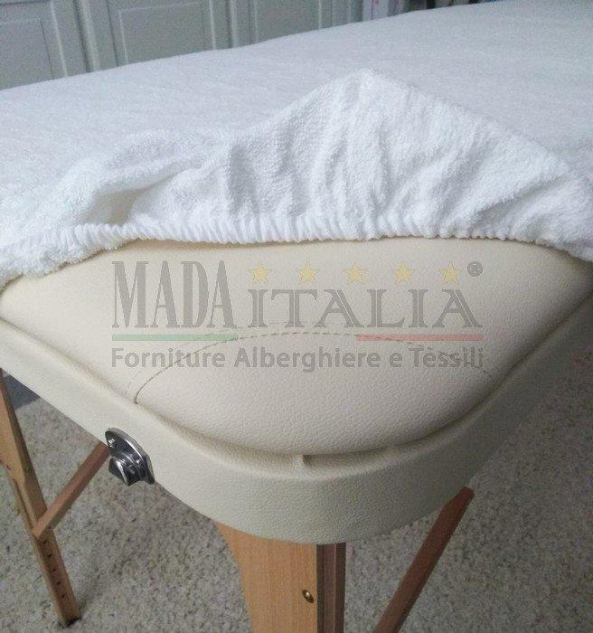 Vendo Lettino Da Massaggio.Telo Copri Lettino Massaggio Spugna 350 Gr Mq