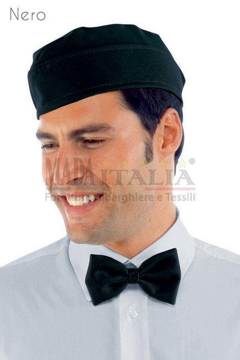 Vendita Cappellino Bar Ristorante Bustina Nero