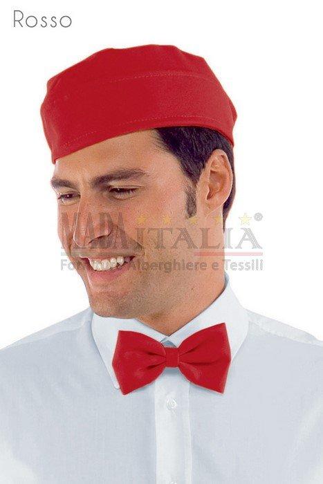Vendita Cappellino Bar Ristorante Bustina Rosso