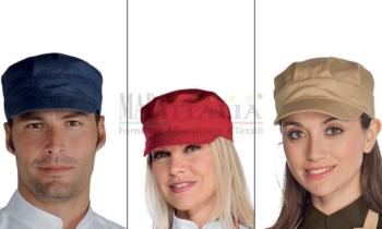 Vendita Cappellino Barista Sam
