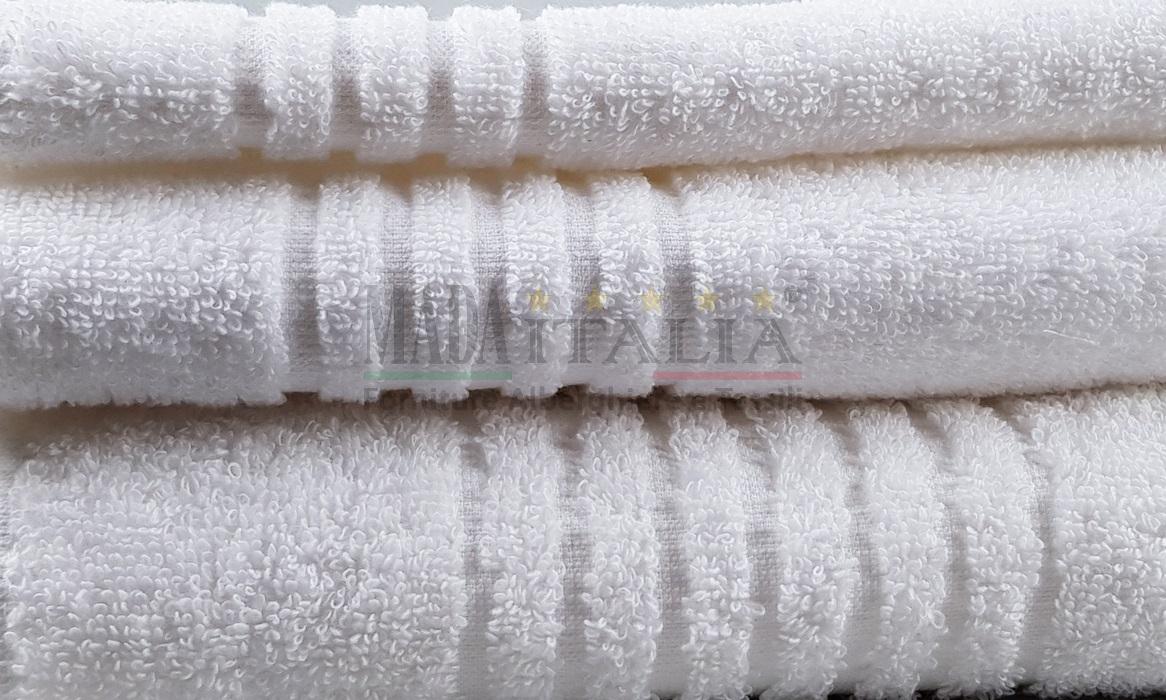 Asciugamani Per Il Bagno.Telo Doccia Spugna Bagno Tirreno 420 Gr Mq 90x150cm