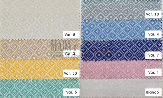 Vendita Colori Copriletto Cotone Milo