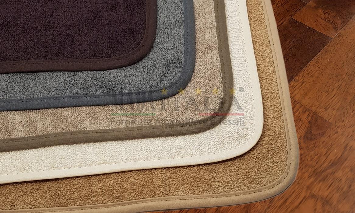Vendita tappetino bagno scendi doccia in doppia spugna - Tappetino doccia ...