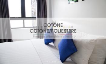 Copriletti Cotone/Poliestere