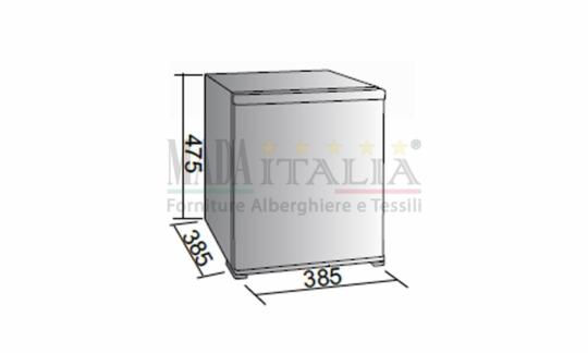 Vendita Dimensioni Minibar Camera Hote Classe A 26 Litri