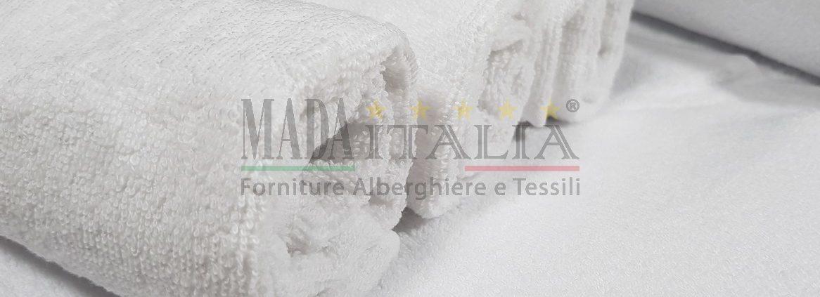 Vendita Asciugamani Spugna Bagno Ospite Adriatico 60x40