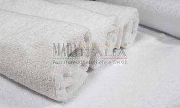 Asciugamani Spugna Medium Adriatico 380gr/mq Turca