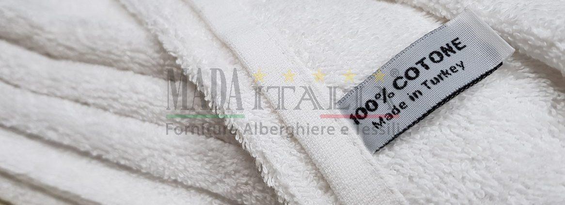 Vendita Asciugamano Spugna Bagno Viso Adriatico 380 grammi