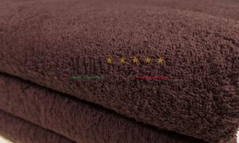 Vendita Asciugamano Telo Doccia Spugna Bagno Testa di Moro 450 grammi