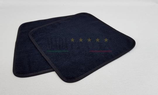 Vendita Lavetta Spugna 30x30 Nero Candeggiabile 450 grammi Centri Estetici