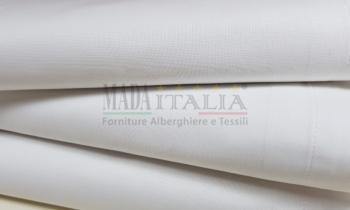 Vendita Lenzuolo Hotel Sopra Bianco Cotone Base