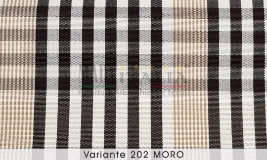 Vendita Tessuto Antimacchia Teflon Tartan Varante Moro
