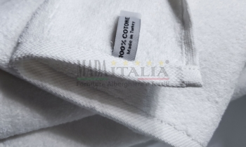 Vendita Asciugamano Spugna Bagno Viso Plus 500 grammi Bianco