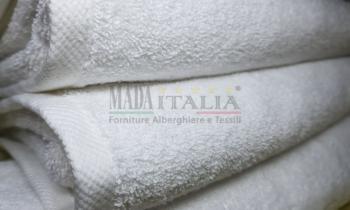 Vendita Asciugamano Spugna Telo Maxi 100 200 cm Plus 500 grammi Bianco