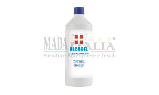 Vendita Gel Igienizzanti Mani Superfici Alcogel Flacone 1 Litro