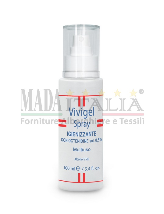 Vendita Spray Igienizzante anti covid-19 Superfici Multiuso 100ML