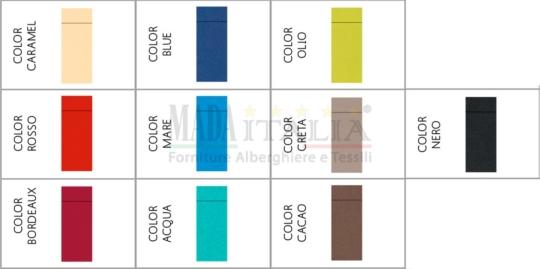 Vendita Tovagliolo Porta Posate Monouso Colori