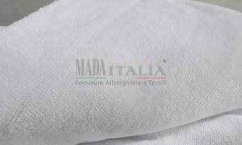 Vendita Asciugamano Spugna Ciniglia Bianco 400 grammi Viso